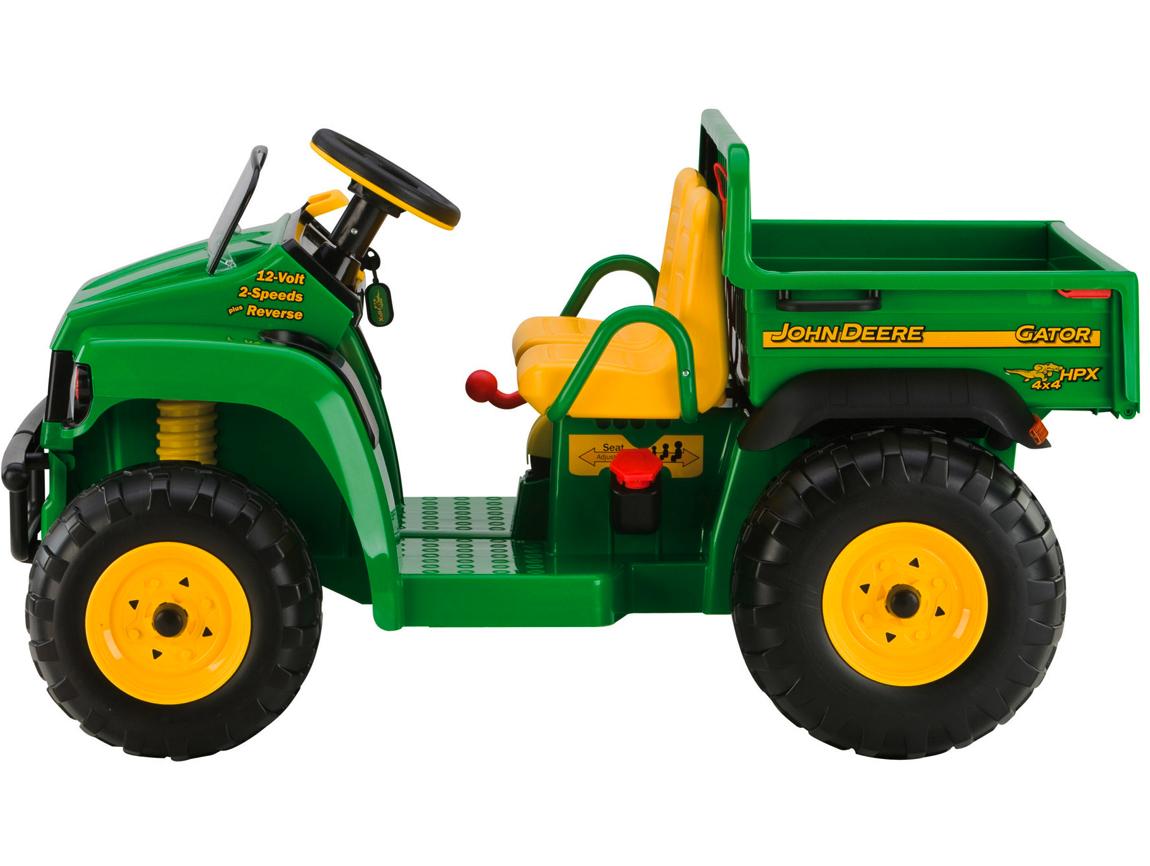 Elektrisk traktor