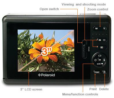 polaroid kamera tilbud