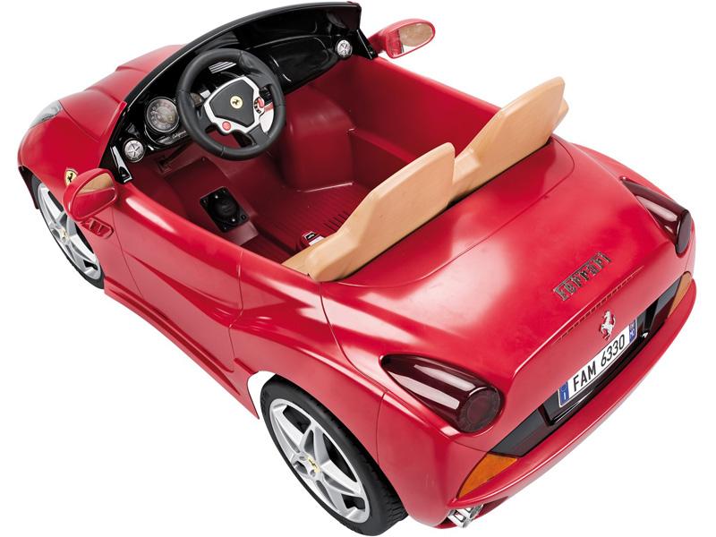 Ferrari elbil