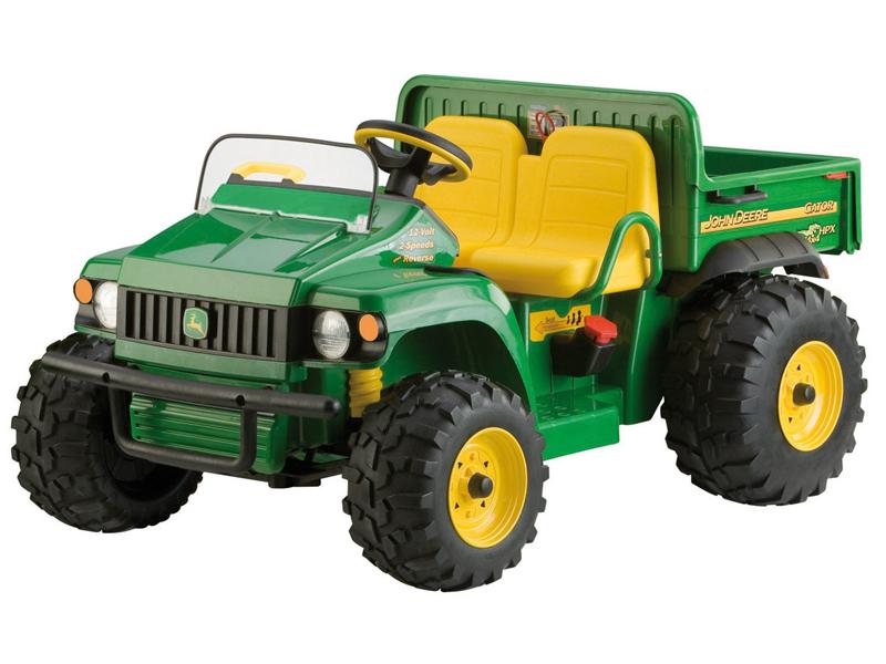 John deere traktor barn