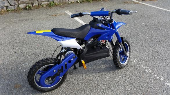 Elektrisk cross motorsykkel