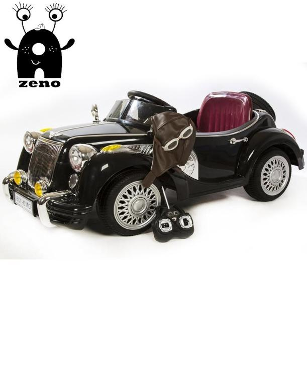 Retro bil barn