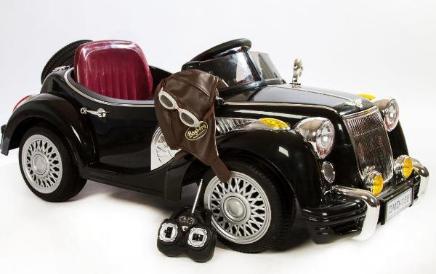 Elektrisk bil barn biltema