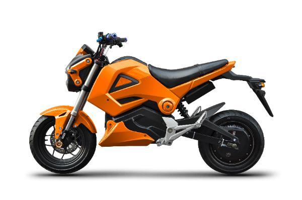 Barn moped
